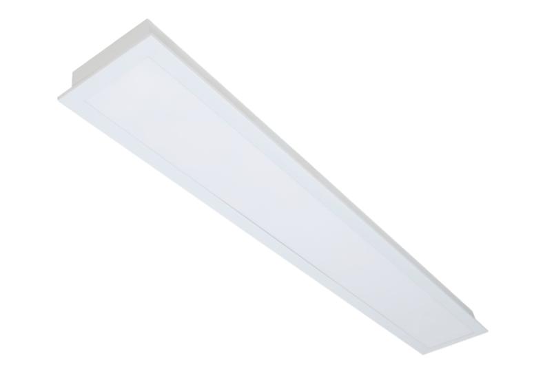 luminaria embutir acrilico